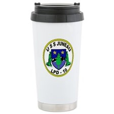 USS Juneau LPD 10 Travel Coffee Mug