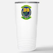 USS Denver LPD 9 Stainless Steel Travel Mug