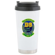 USS Denver LPD 9 Travel Mug