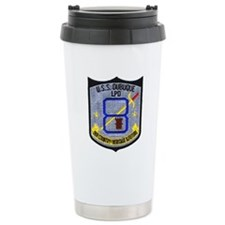 USS Dubuque LPD 8 Travel Mug
