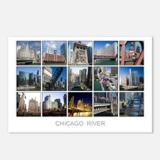 River Walk Postcards (Package of 8)