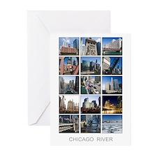 River Walk Greeting Cards (Pk of 10)