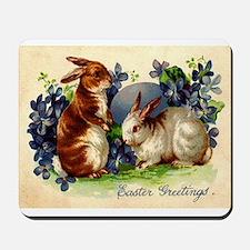 """Easter Bunnies"" Mousepad"