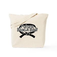 Future Black Belt 2 Tote Bag