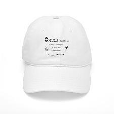 Chula design 1 Baseball Cap