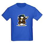 Shakespeare Penguin Kids Dark T-Shirt