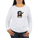Shakespeare Penguin Women's Long Sleeve T-Shirt