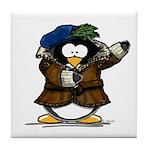 Shakespeare Penguin Tile Coaster