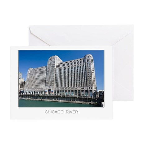 Merchandise Mart Greeting Card