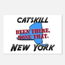 catskill new york - been there, done that Postcard