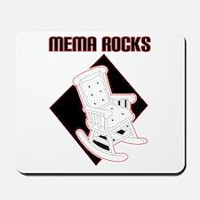 Mema Rocks Mousepad