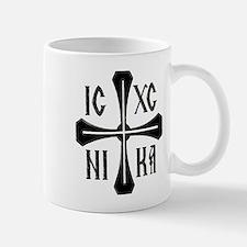 Nika - Jesus Christ Conquers Mug