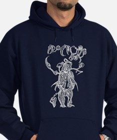 Apocalypto Boy Debut Dark Hoody