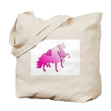 UHF Saddlebred PNK Silo II Tote Bag