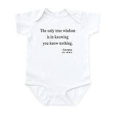 Socrates 3 Infant Bodysuit