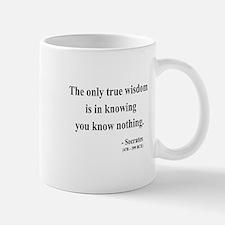 Socrates 3 Mug