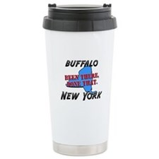buffalo new york - been there, done that Travel Mug