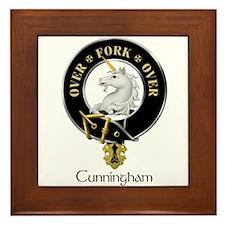 Cunningham Framed Tile