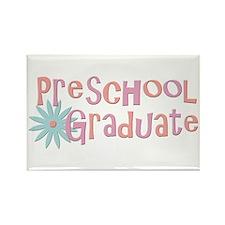 Preschool Graduation Rectangle Magnet