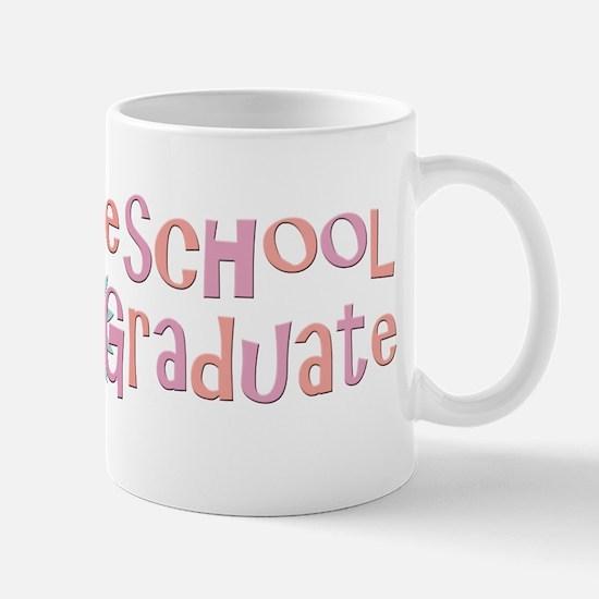 Preschool Graduation Mug