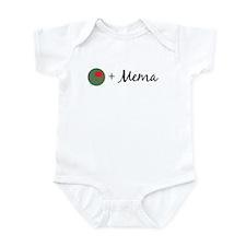 Olive Mema Infant Bodysuit