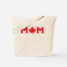 Canadian Mom Tote Bag