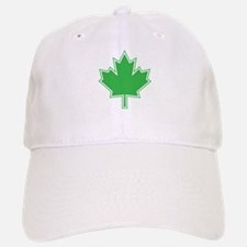 Canada Goes Green Baseball Baseball Cap