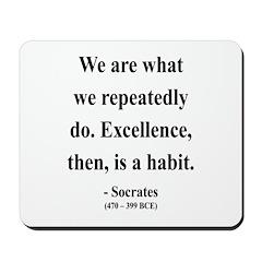 Socrates 6 Mousepad