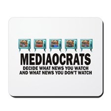 Mediacrats Mousepad