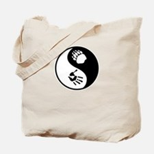 Yin and YangTote Bag