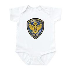 Manteca Police Infant Bodysuit