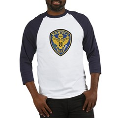 Manteca Police Baseball Jersey
