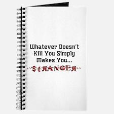 Joker - Stranger Journal