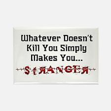 Joker - Stranger Rectangle Magnet