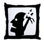 MadLab's Throw Pillow