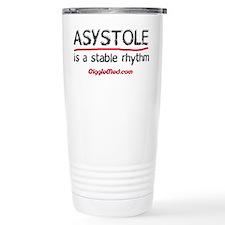 Asystole 2 Travel Mug