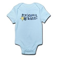 Preschool Graduate Infant Bodysuit