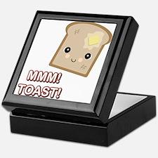 MMM! Toast Keepsake Box