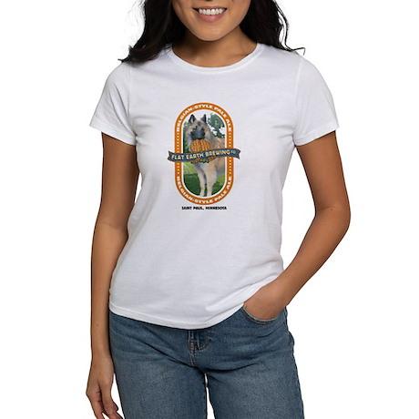 Flat Earth Belgian Pale Ale Women's T-Shirt
