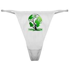 Go Green Classic Thong