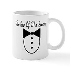 Father of the Groom Small Small Mug