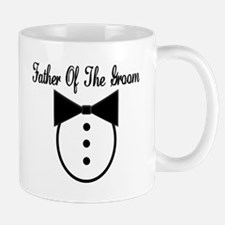 Father of the Groom Small Small Mug