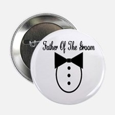 """Father of the Groom 2.25"""" Button"""