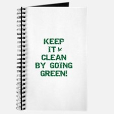 Going Green Journal