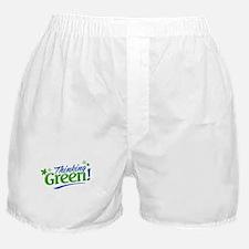 Go Green Boxer Shorts