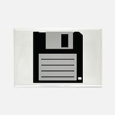 floppy disc Rectangle Magnet