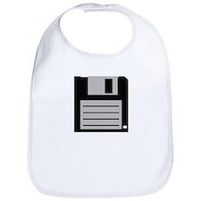 floppy disc Bib