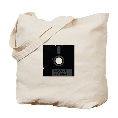 floppy disc 5.5 backup 3/7862 Tote Bag