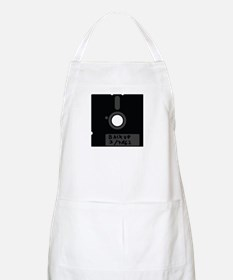 floppy disc 5.5 backup 3/7862 BBQ Apron
