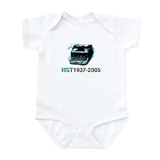 Hunter S Thompson Infant Bodysuit